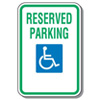 ADA Handicapped Parking Signs