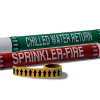 Self-Adhesive Pipe Markers & Labels