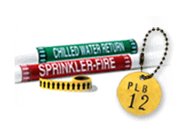 Pipe Identification & Valve Tags