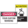 Custom Safety & Security Signs